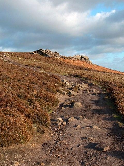 Hurkling Stones, Derwent Moors