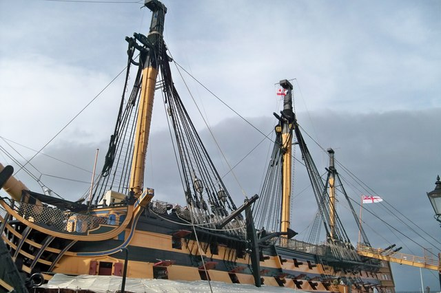 HMS Victory - Portsmouth