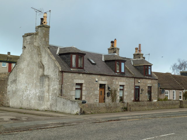 Tillydrone Cottages