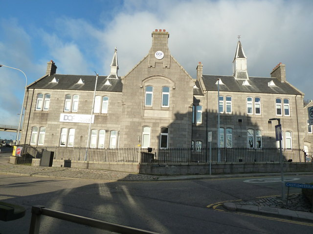 Former Commerce Street School, Aberdeen