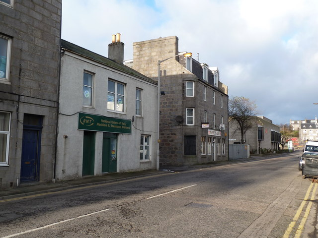 Commerce Street, Aberdeen