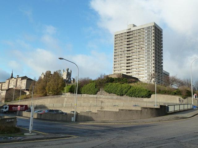 1960s Urban Landscape