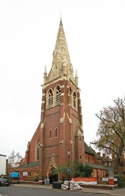 St Andrew, Park Walk