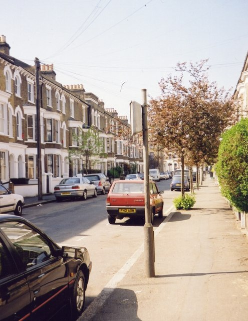 Chantrey Road - Brixton