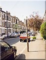 TQ3075 : Chantrey Road - Brixton by Sebastian Ballard
