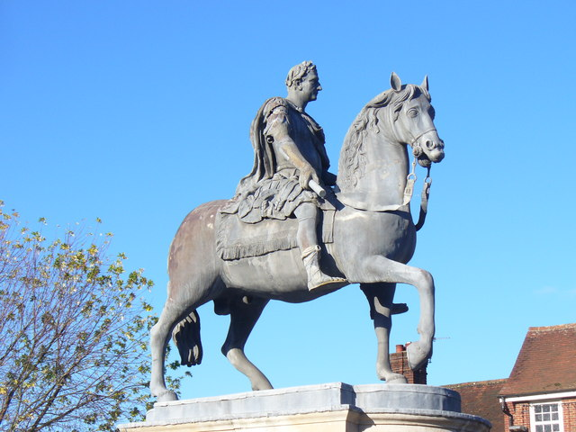 William III, Petersfield