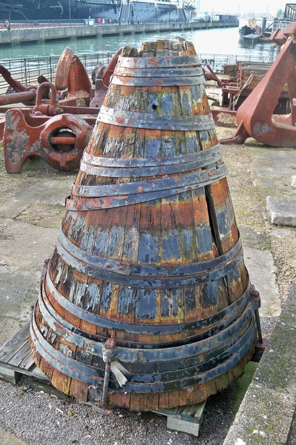 Nautical Relic - Historic Dockyard, Portsmouth