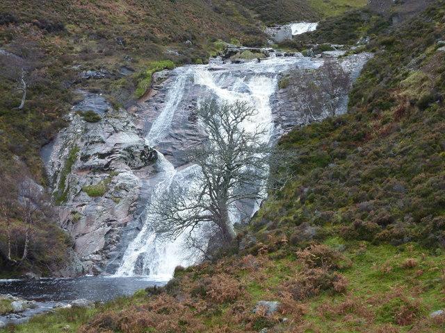 Aberchalder Falls