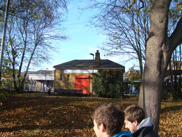 The Ladywell Fields Environmental Education Centre