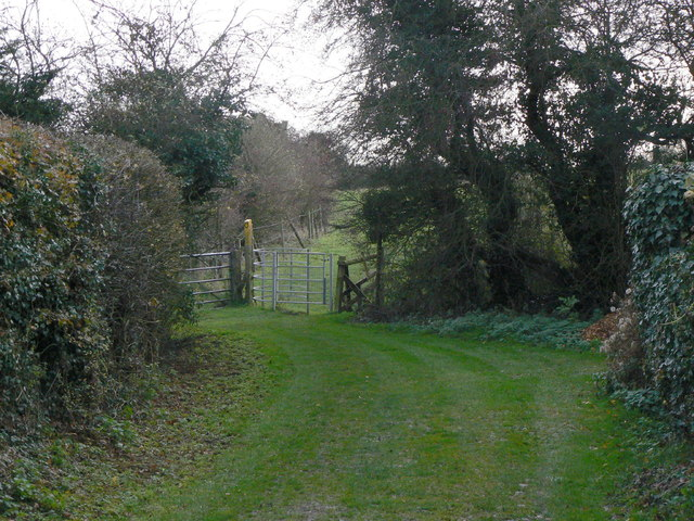 Footpath to Sileby