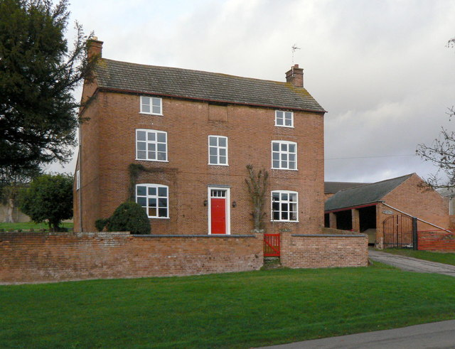 Hill Farmhouse, Walton