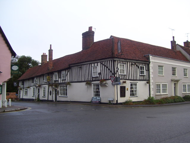 The Marlborough Head, Dedham
