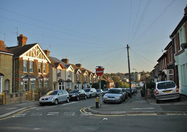 Charles Street, Maidstone