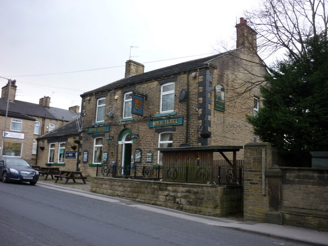 The Royal Hotel, Clayton