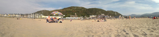 Barmouth Panorama