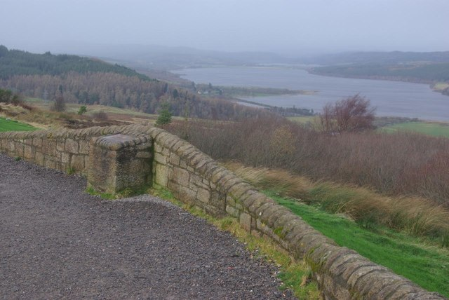 Struie Hill viewpoint