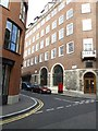 TQ2979 : Approaching the junction of Tufton Street and Little Smith Street by Basher Eyre