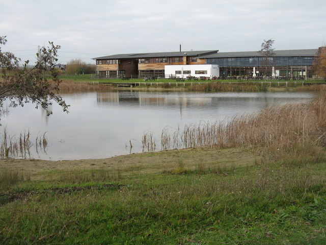 Visitor Centre at Marston Moretaine