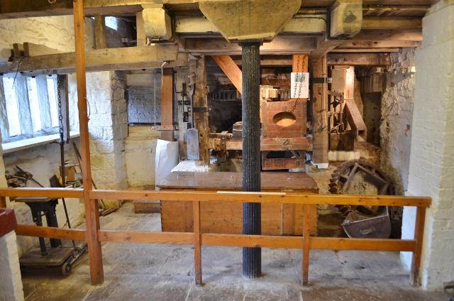 Worsbrough Mill Meal Floor 169 Ashley Dace Cc By Sa 2 0