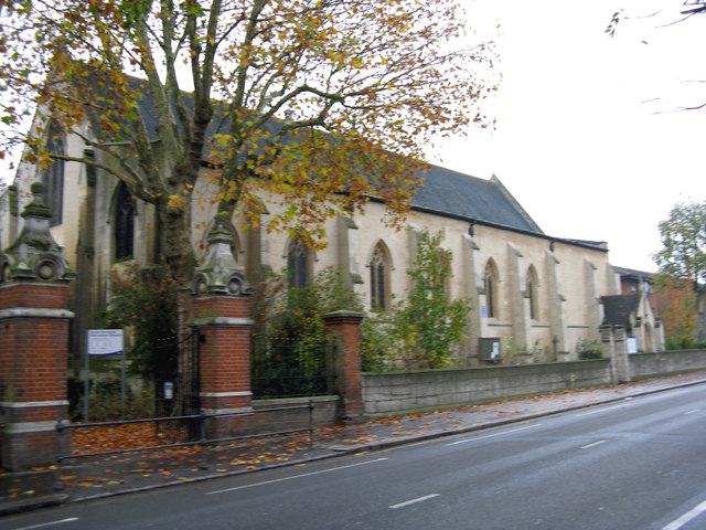South Norwood:  Holy Innocents Church