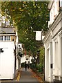 TQ2579 : Kensington Church Walk, W8 (2) by Mike Quinn