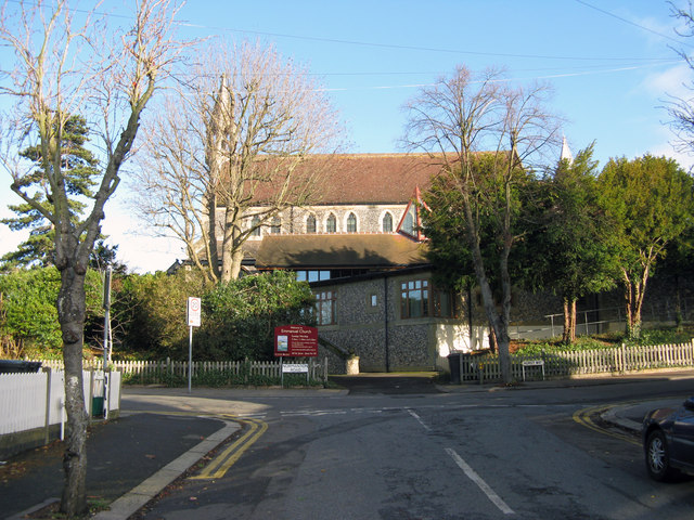 South Croydon, Surrey: Emmanuel Church