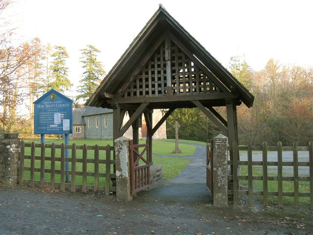 Lychgate, Holy Trinity Church