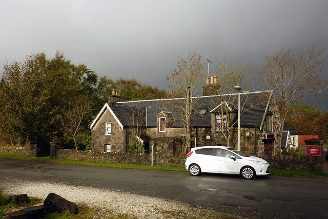 The Lodge at Edinbane, Isle of Skye
