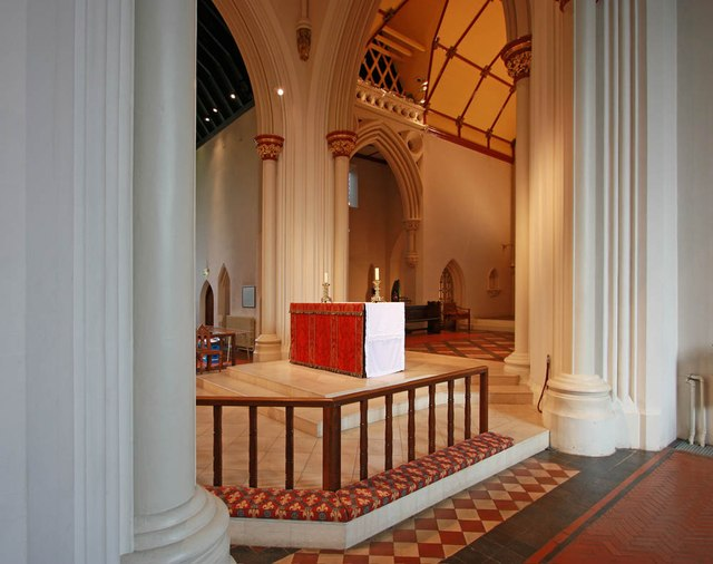 St Mary, The Boltons, Brompton West - Interior