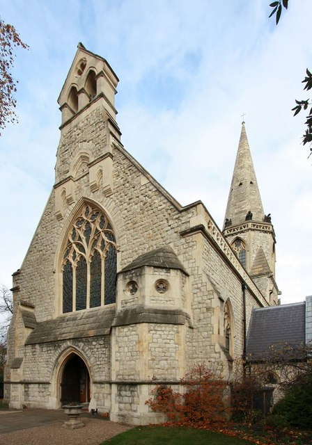 St Mary, The Boltons, Brompton West