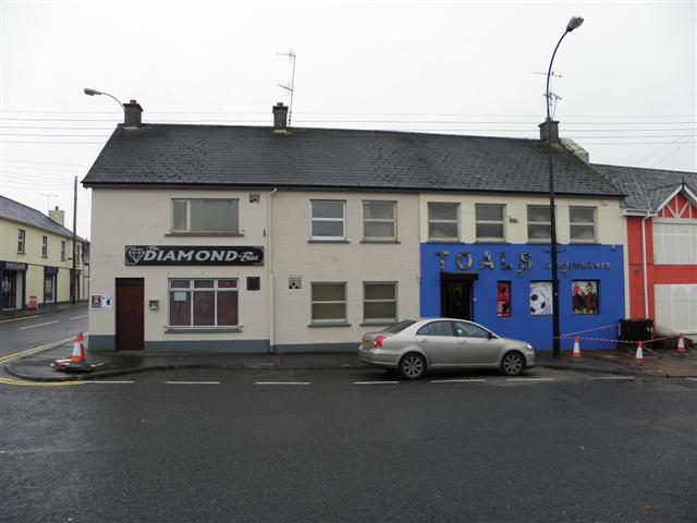 The Diamond Bar / Toals Bookmakers, Ahoghill
