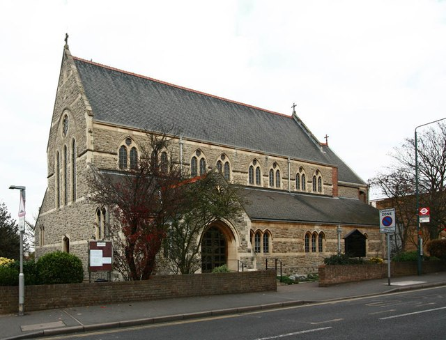 Christ Church, Main Road, Sidcup
