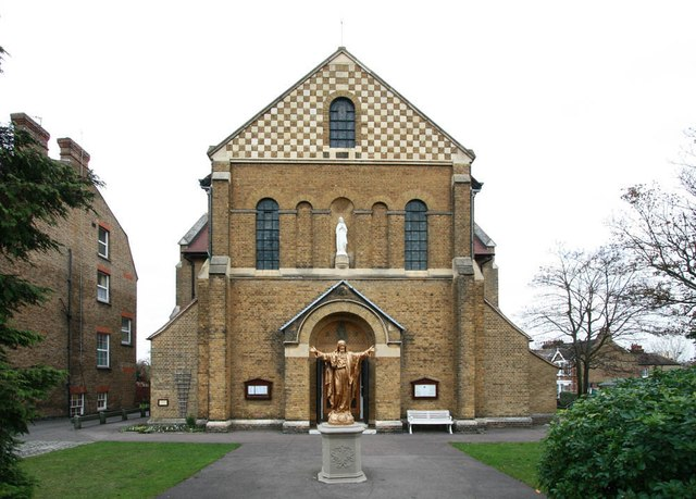 St Lawrence of Canterbury, Main Road, Sidcup