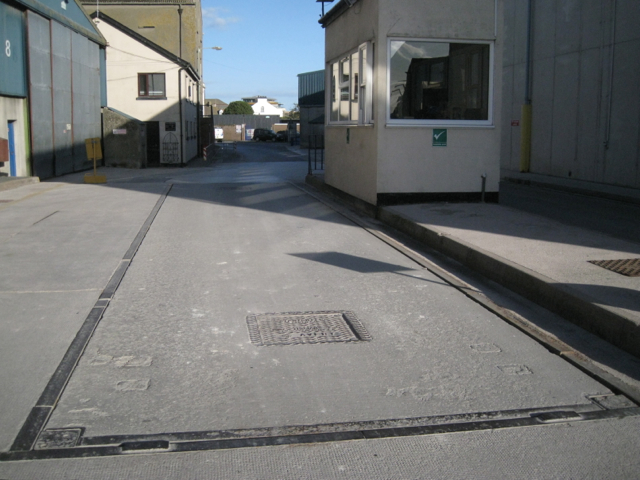 Weighbridge, Port of Teignmouth