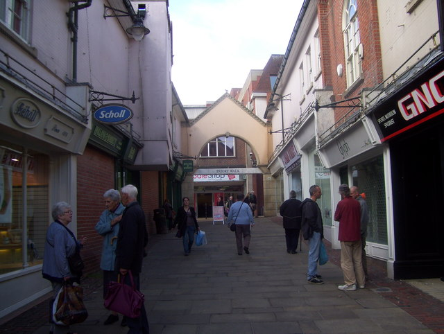 Priory Walk, Colchester