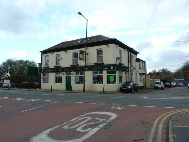 The Cheshire Ring, Manchester Road, Hyde