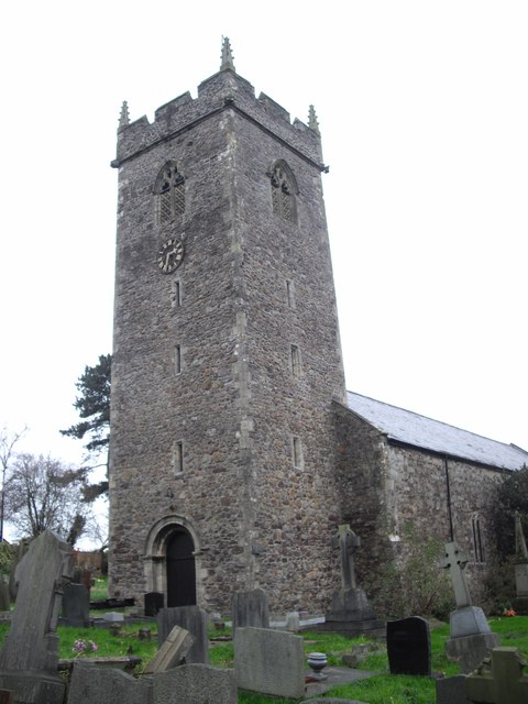 St Augustine's Church, Rumney