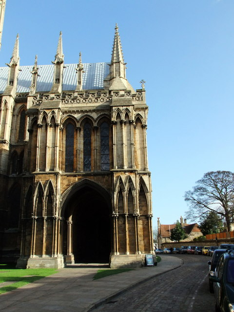 Galilee Porch, Lincoln Cathedral