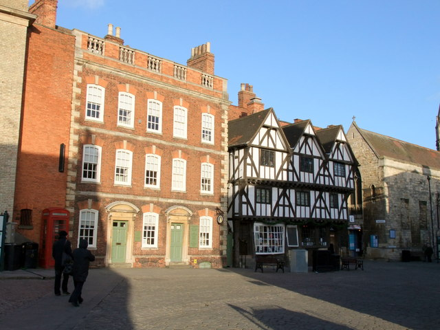 Lincoln Visitor Information Centre, Castle Square, Lincoln