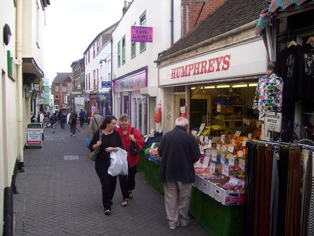 Short Wyre Street, Colchester