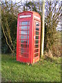 TM2277 : Telephone Box on Vicarage Road by Adrian Cable