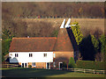 TQ7422 : Oast House, Walters Farm, Poppinghole Lane, Robertsbridge by Oast House Archive