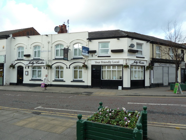 Jolly Carter, Clarendon Place, Hyde