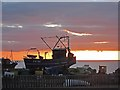 TQ8209 : RX150 at sunrise by Oast House Archive