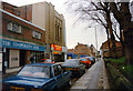 SK9771 : Co-op bank and Savoy cinema Saltergate by Jo Turner