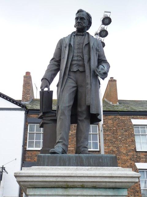 Sir Hugh Owen Caernarfon 169 Meirion Geograph Britain