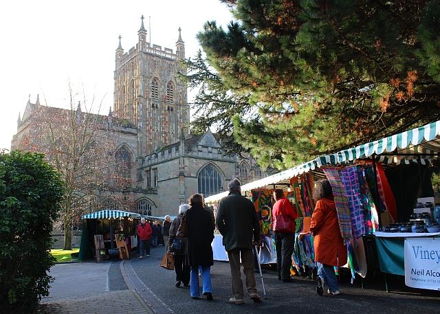 Priory Christmas Craft Fair