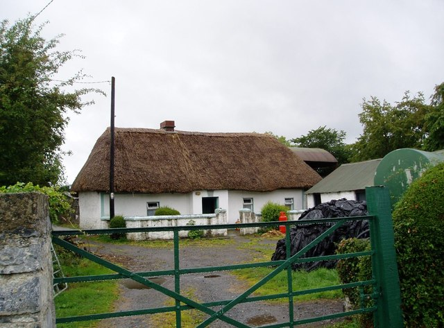 Thatched cottage, Affoley