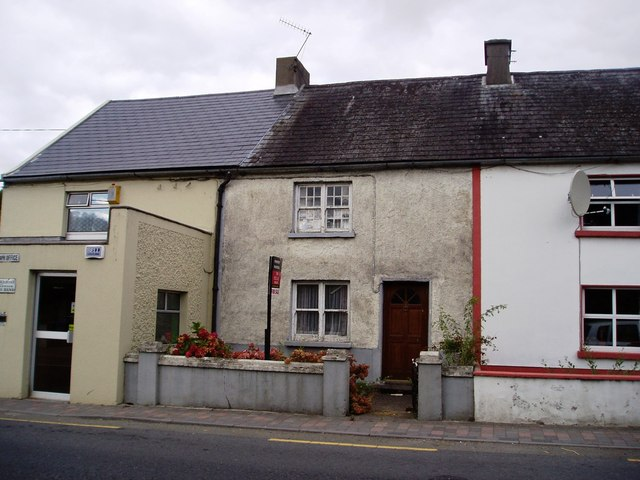 Cottage next to Post Office, Ballymacarbry