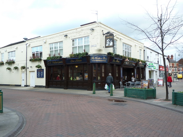 The Cotton Bale, Market Place, Hyde